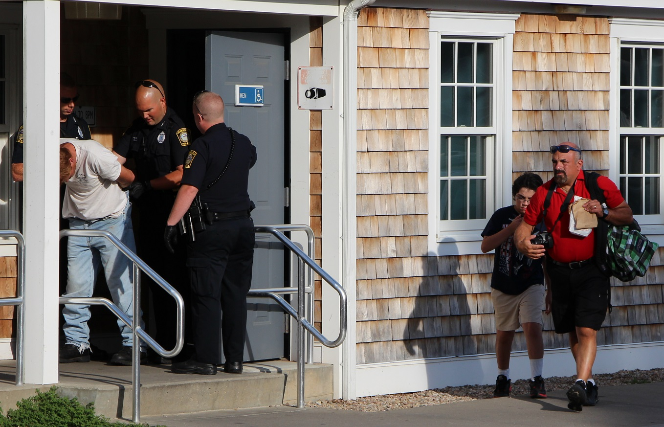 SHOCK REPORT: Barnstable named one of most dangerous places in U.S.  [CCTimes]