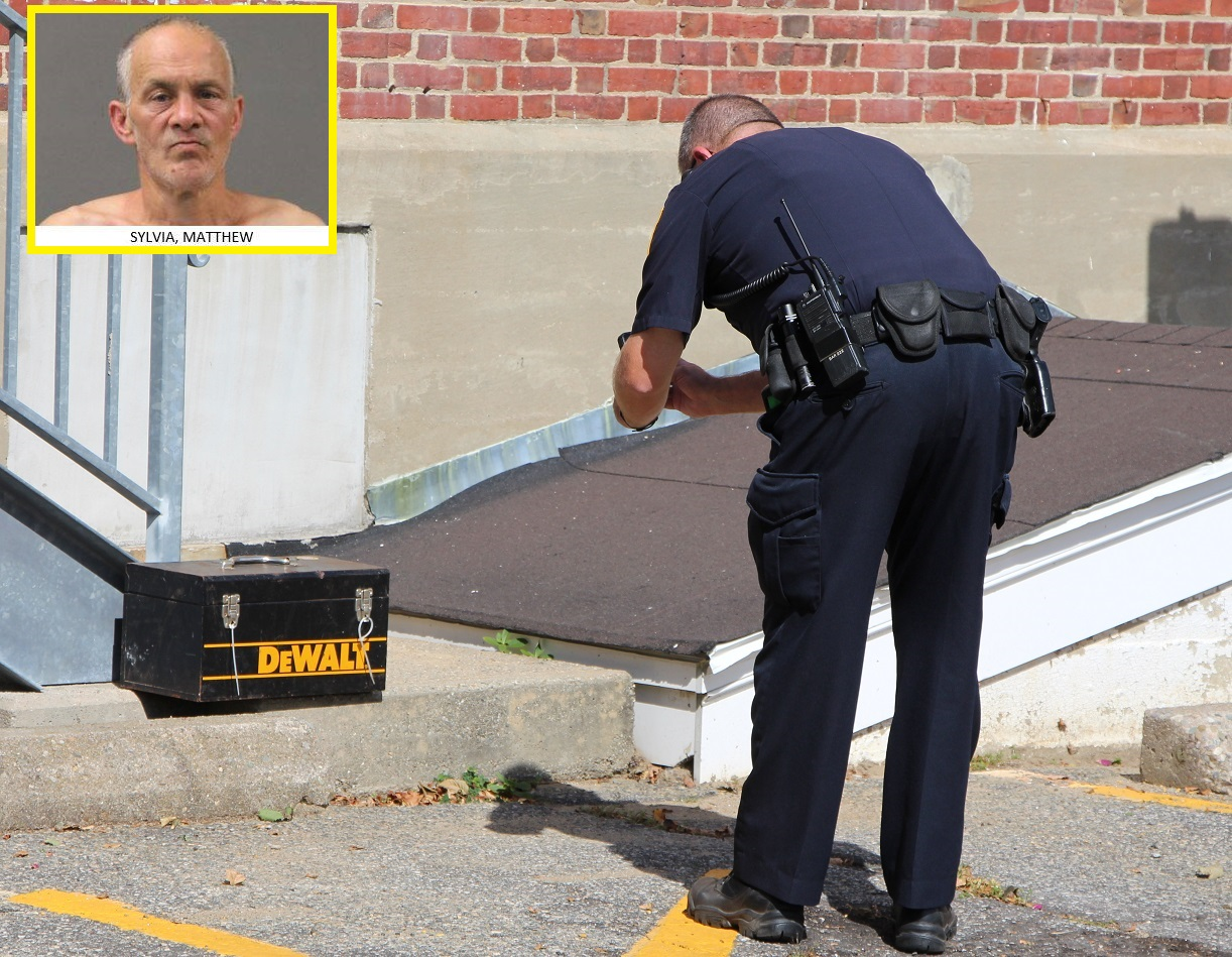 Suspicious box; Police pursuit ends in the dirt… Operator charged with 4th OUI day before his 48th birthday… Suspect arrested after similar circumstances by Hyannis News Editor back in the 1980s… [Updated]