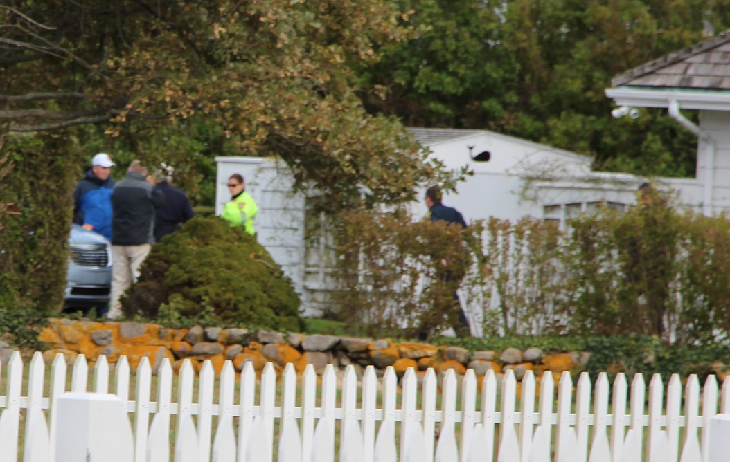 Unwelcomed Man At Kennedy Compound Video Hyannis News