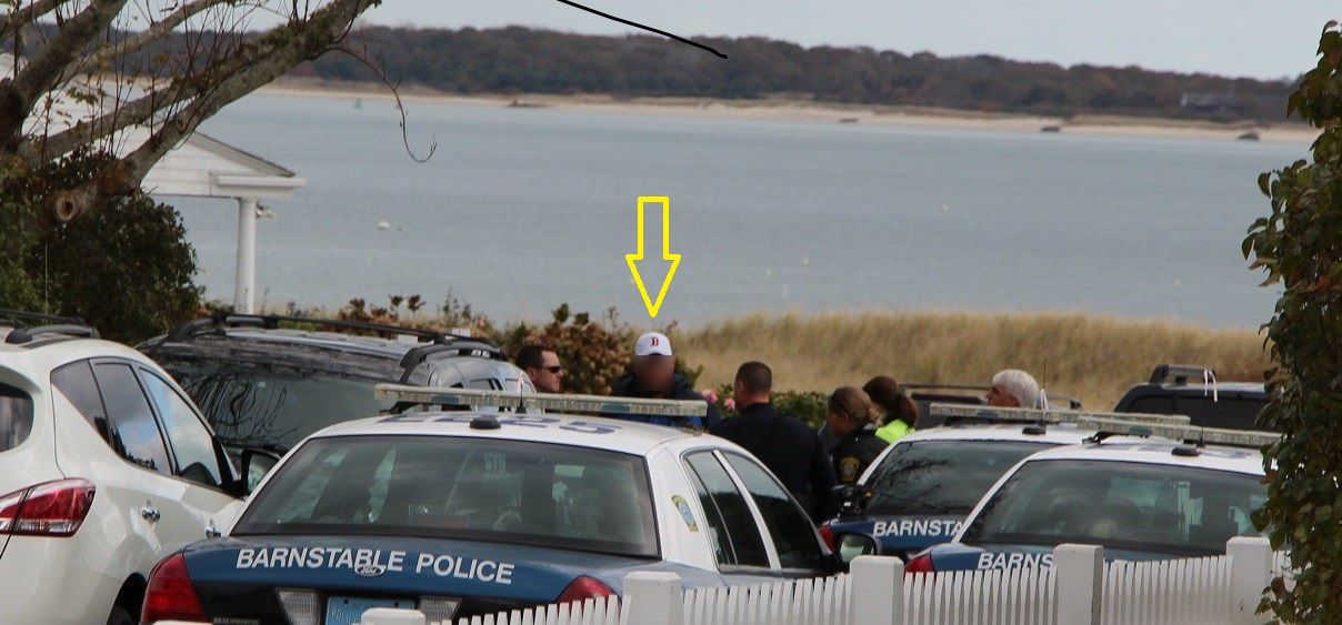 Unwelcomed man at Kennedy Compound… [Video]