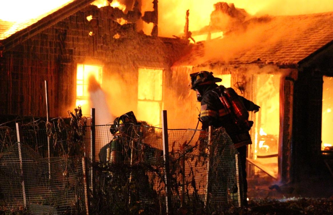 Centerville blaze… [Video]