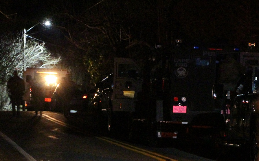 SWAT called to end standoff…