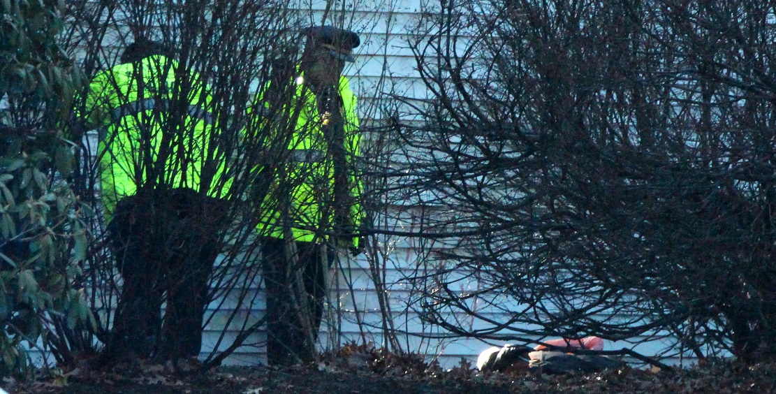 Body discovered next to Hyannis apartment complex…