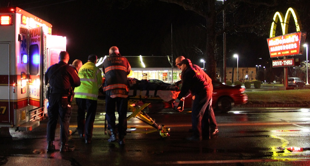 Pedestrian killed on Route 132… [Video]