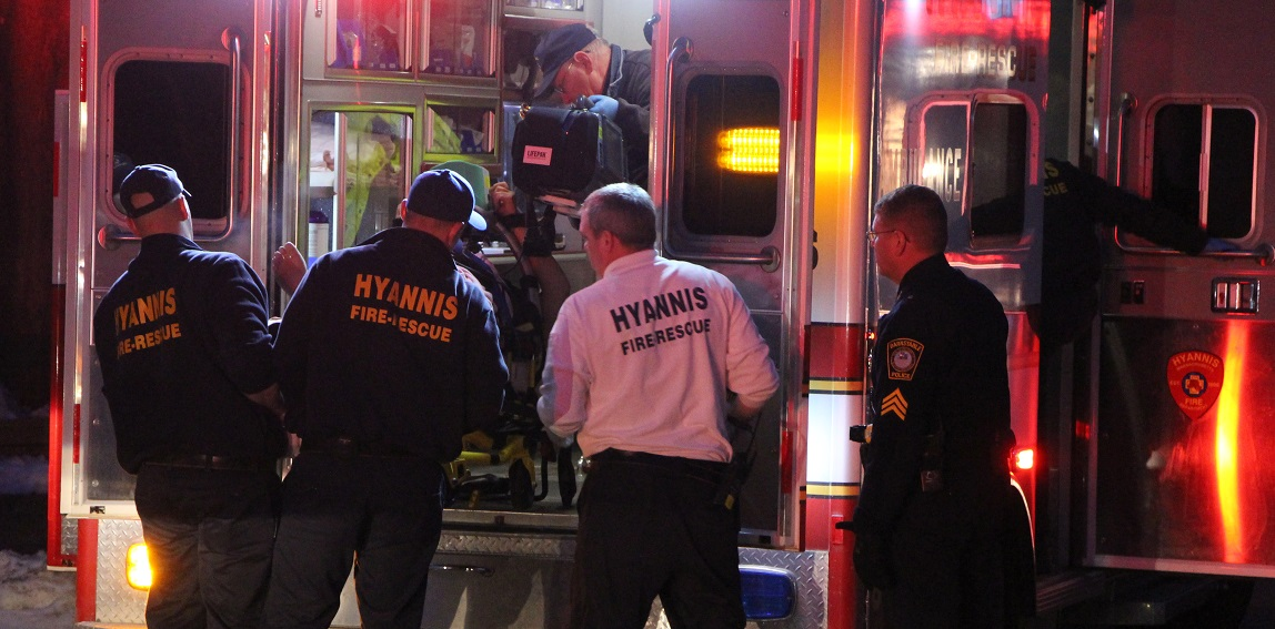 Three to hospital after heroin overdoses at Hyannis residence, one critical… [Video]