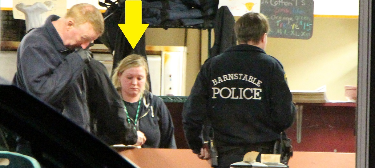 SHOCK:  Marstons Mills armed robbery was an inside job…  [New HN video]
