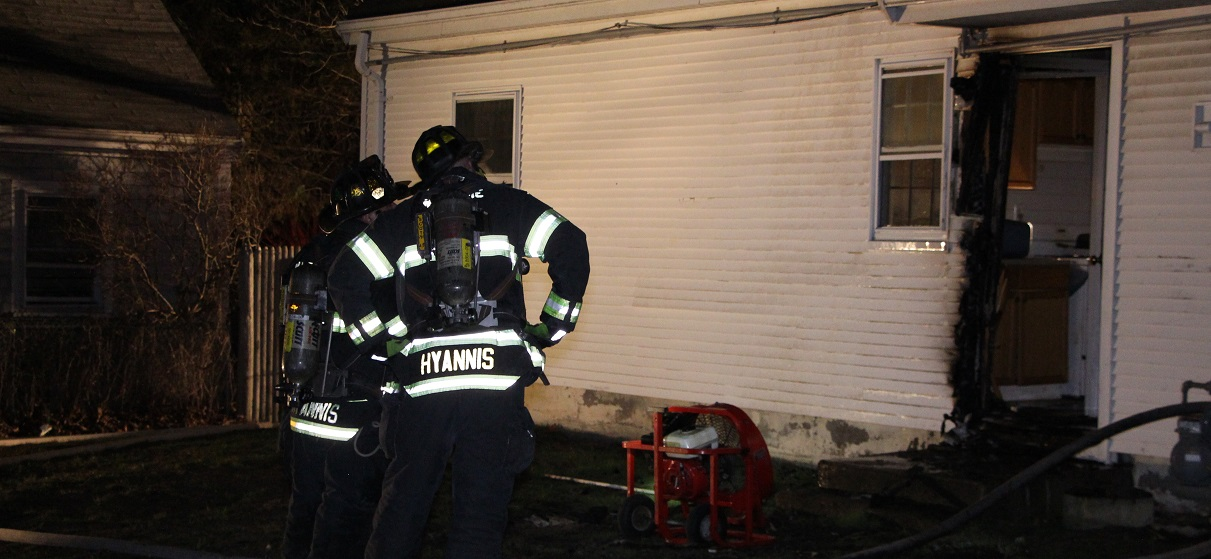 DISPATCH: Hyannis Fire is requesting Detective York… [Video]