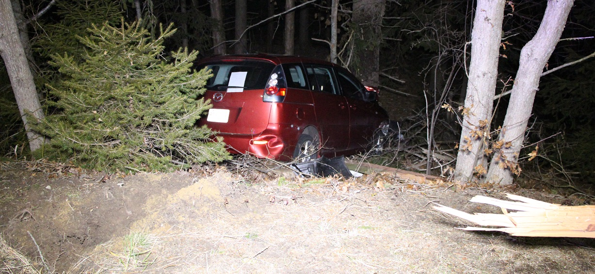 Mother and daughter survive crash into tree at bottom of 30 foot ditch… plus other news briefs…