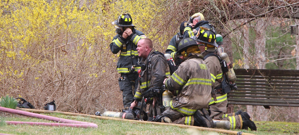 FLASH:  West Barnstable House Fire… [Video]