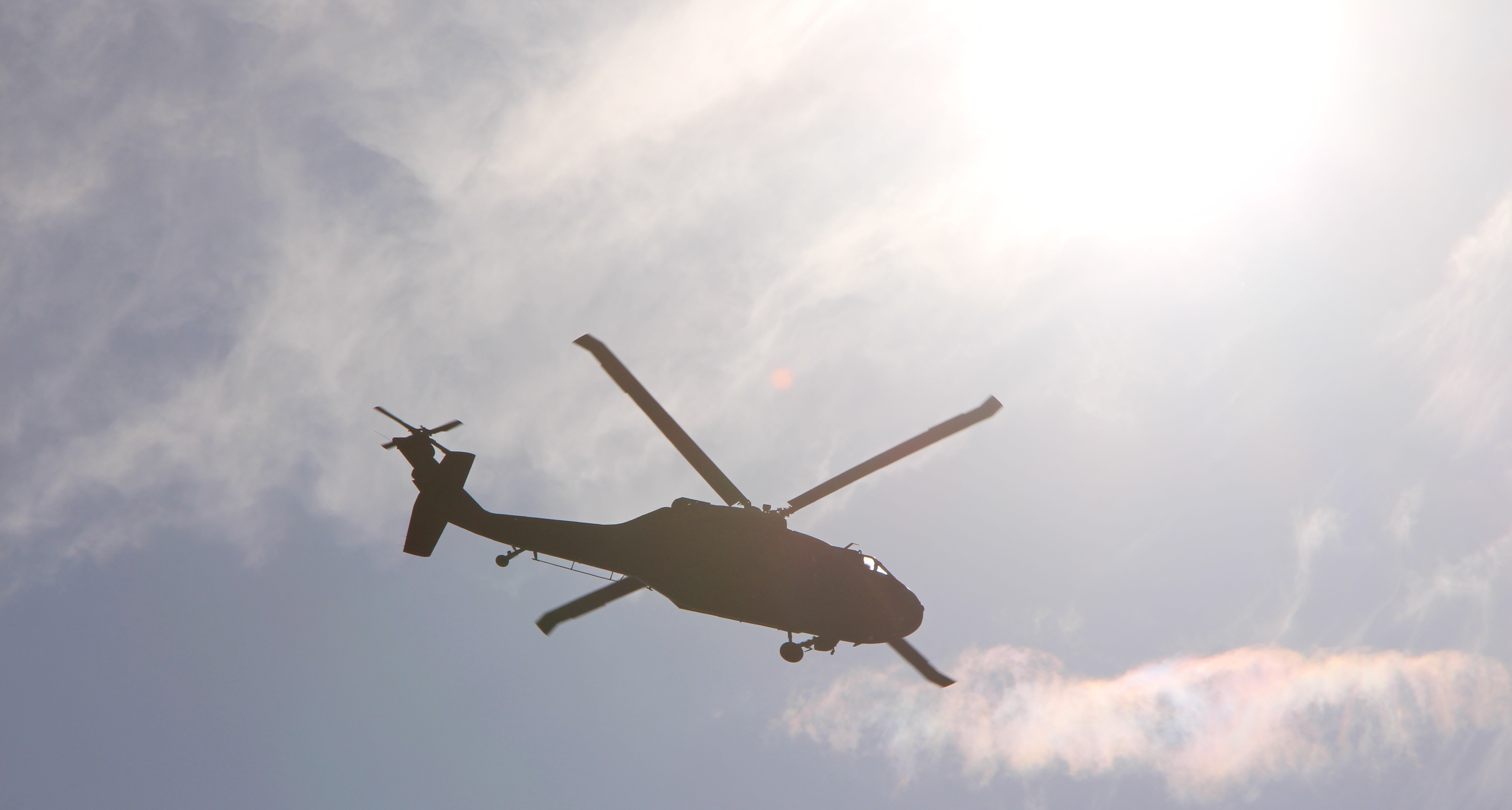 THEY'RE WATCHING US:  Black helicopters over Hyannis… [Video]