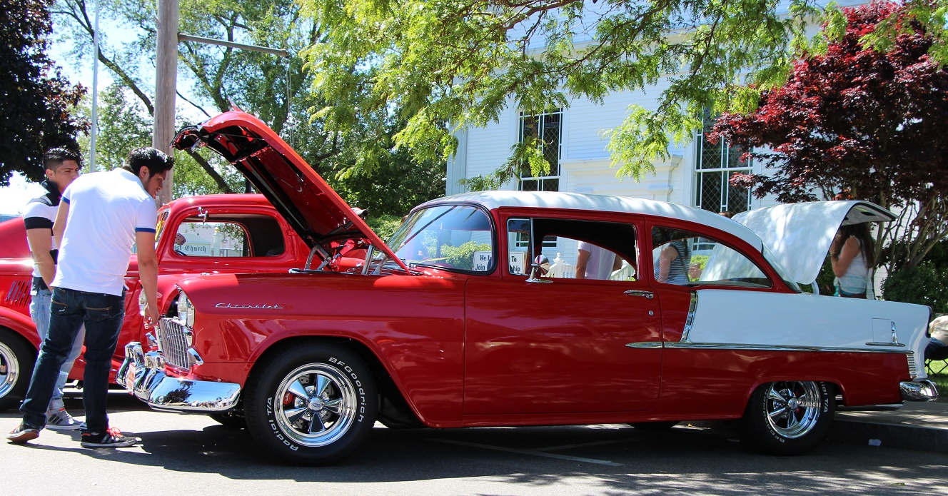 20th Annual Father's Day Car Show [Video/stills]