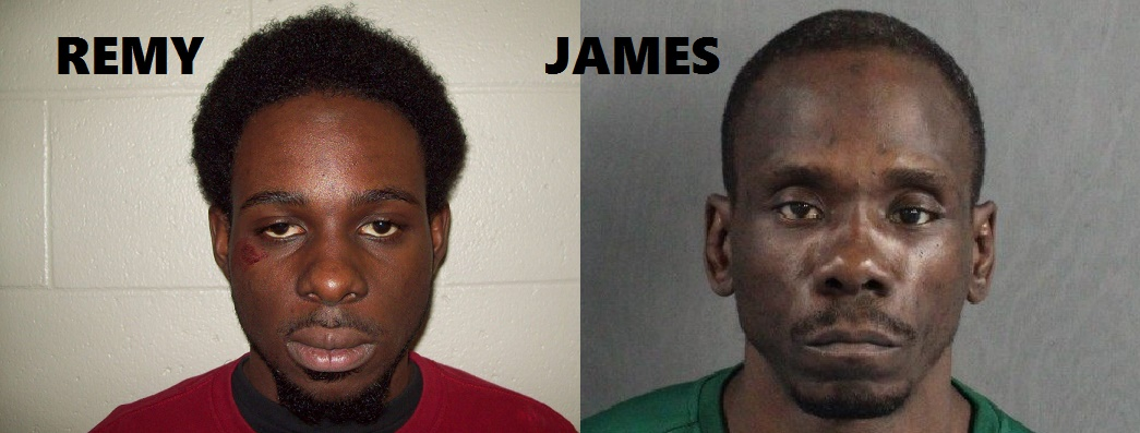 Robbery spree lands two behind bars…