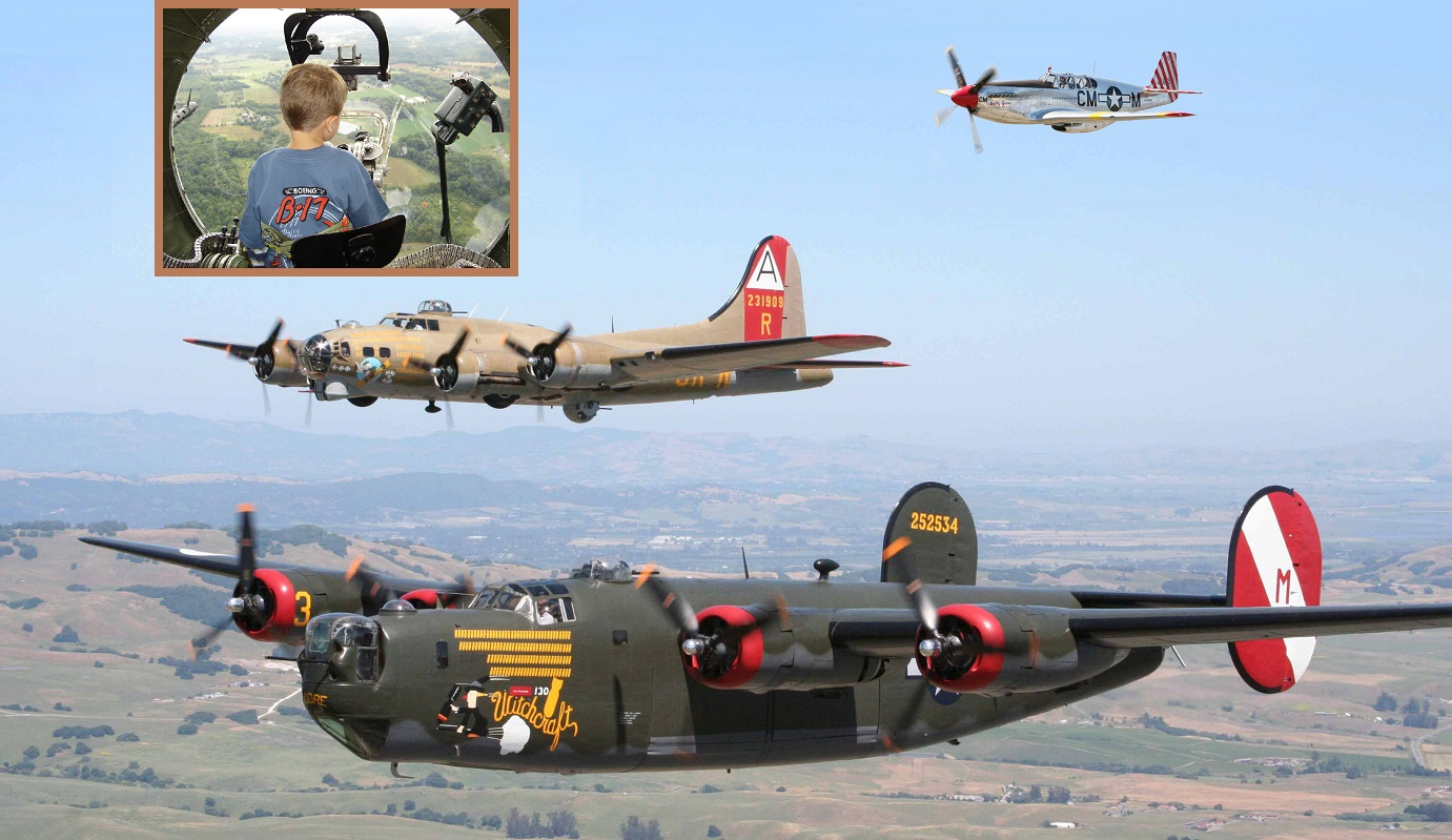 DON'T MISS 'The Wings of Freedom Tour' at Barnstable Municipal Airport, September 17th – 19th