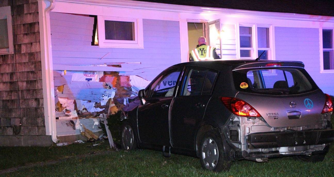YPD:  Drunk driver crashed into baby's bedroom… [VIDEO] [UPDATED DETAILS & PHOTOS]