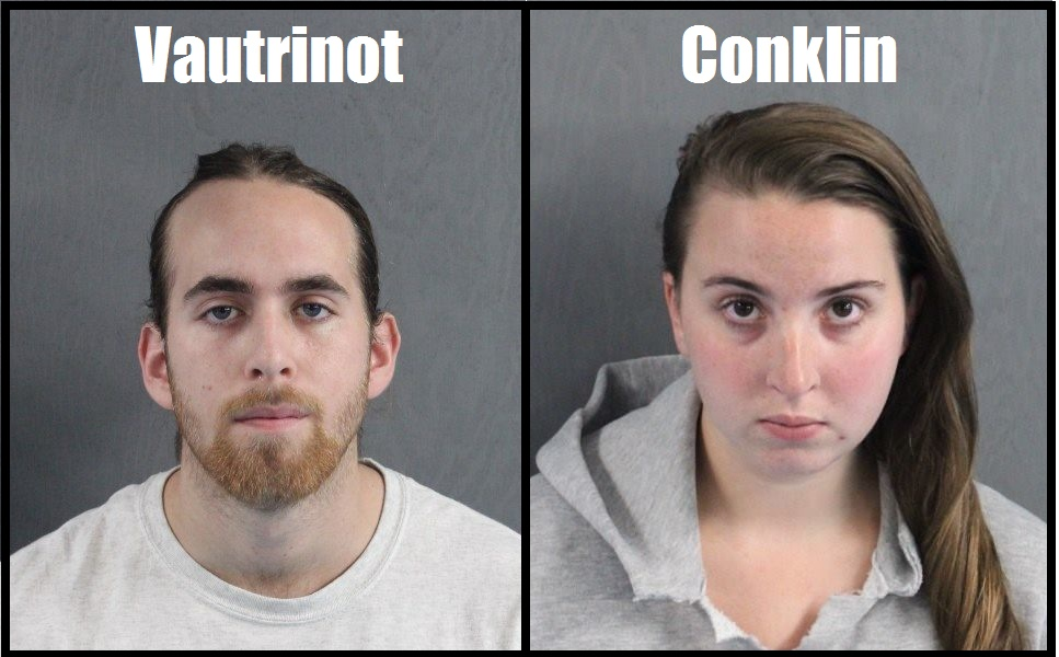 CC Drug Task Force and YPD arrest two for trafficking H…
