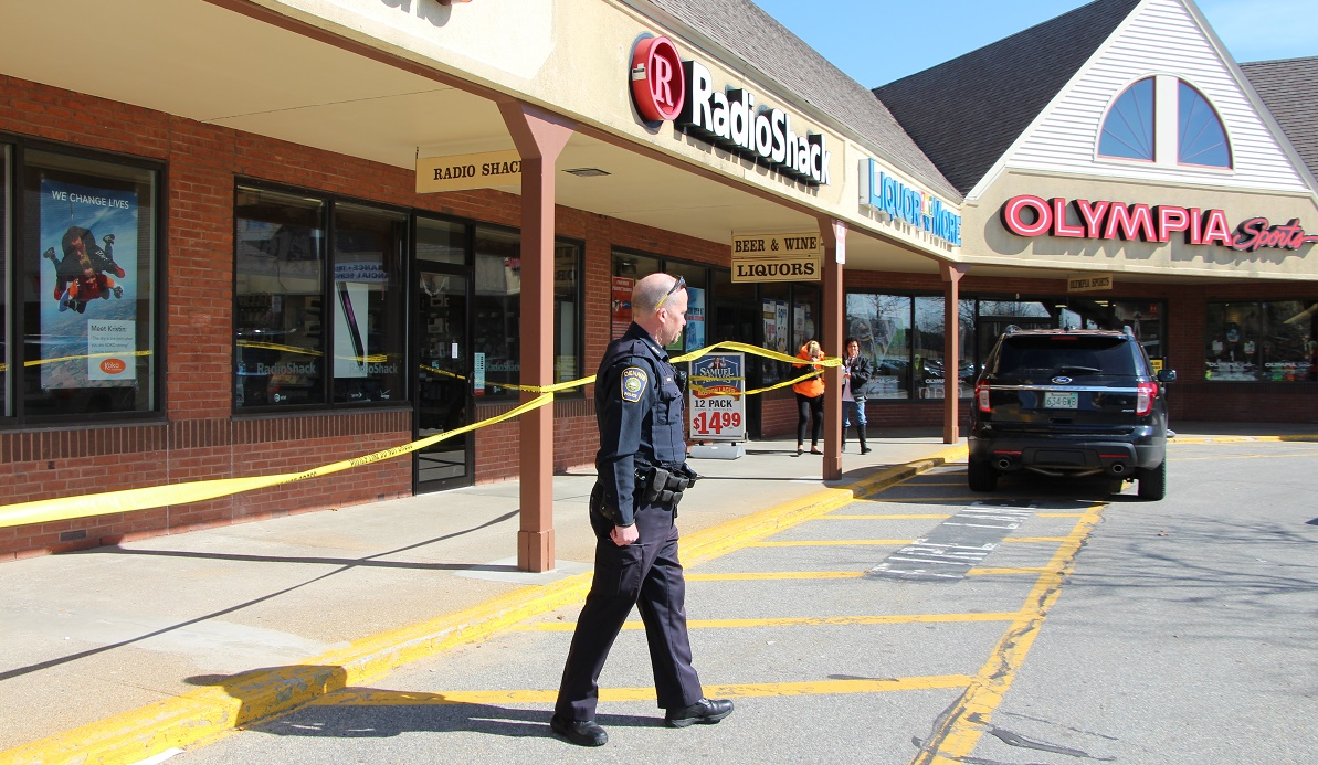 UPDATED:  Armed robbery in Dennis….  [VIDEO]