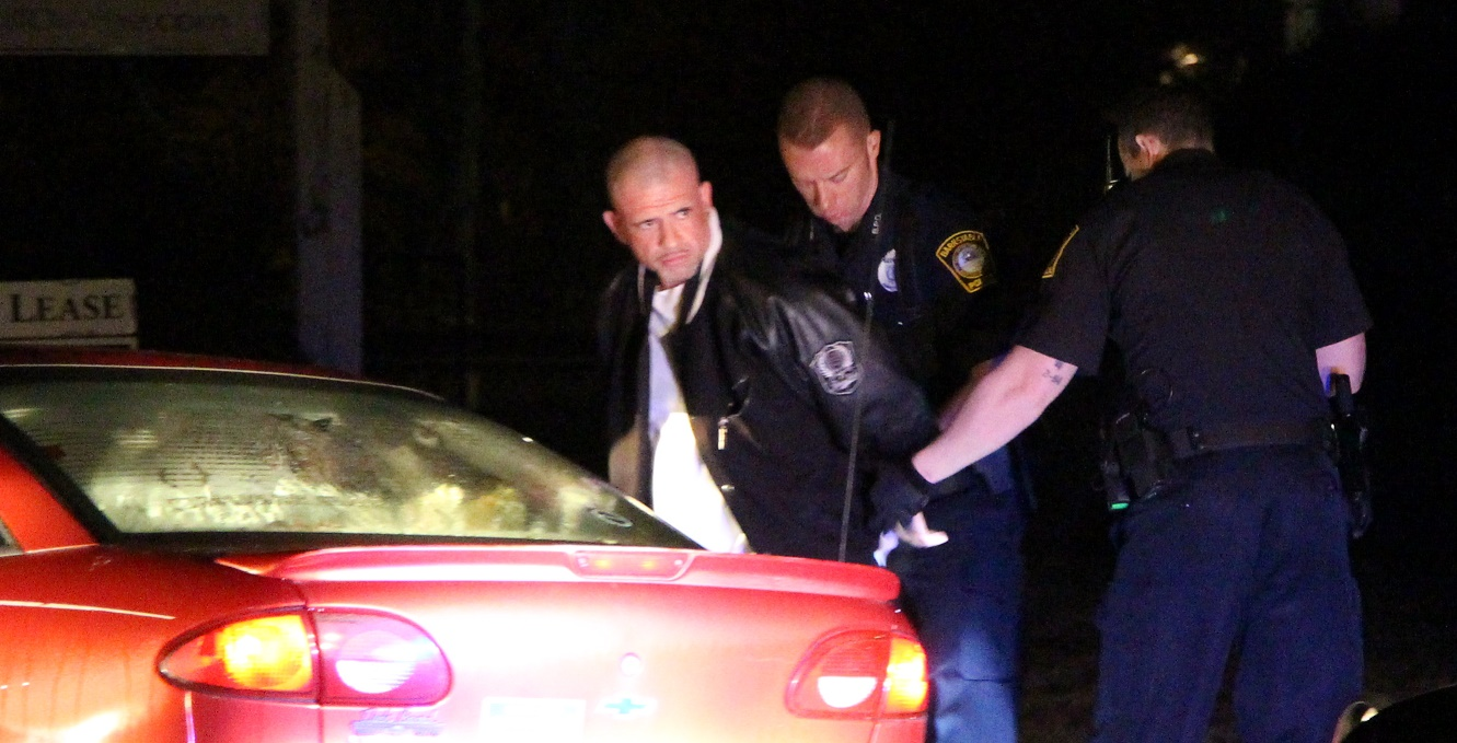 UPDATED:  Three arrested during early morning traffic stop… plus other news briefs…