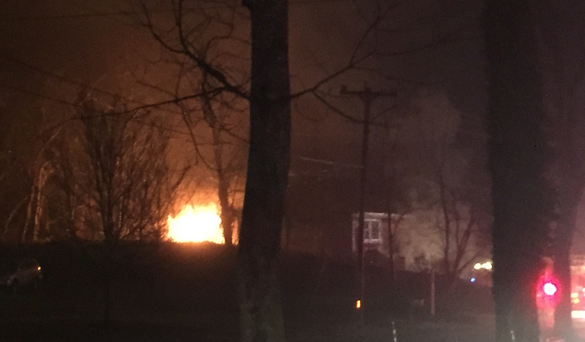 VIDEO: Brewster fire… family awoke to flames…