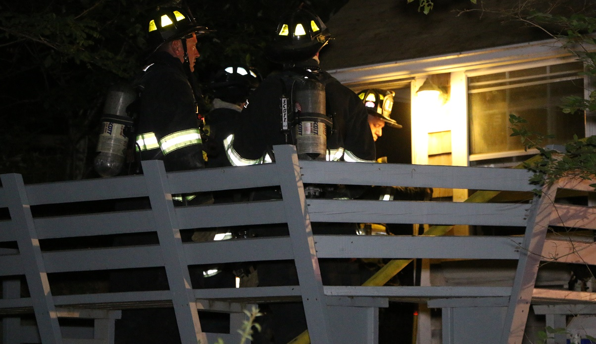 Cottage fire in Dennis [Video]… plus other news briefs and photos…