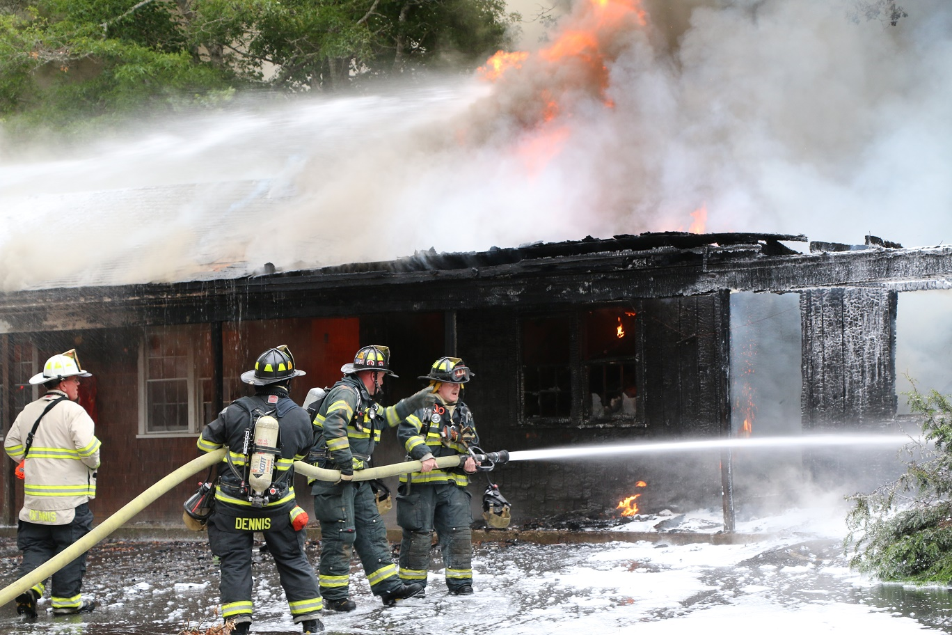 Incendiary Device Found At Least Six Fire Companies