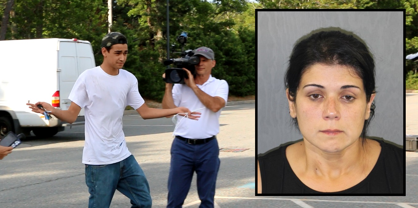 Abington Home Invasion and Kidnapping Suspect Captured in West Yarmouth… [VIDEO]