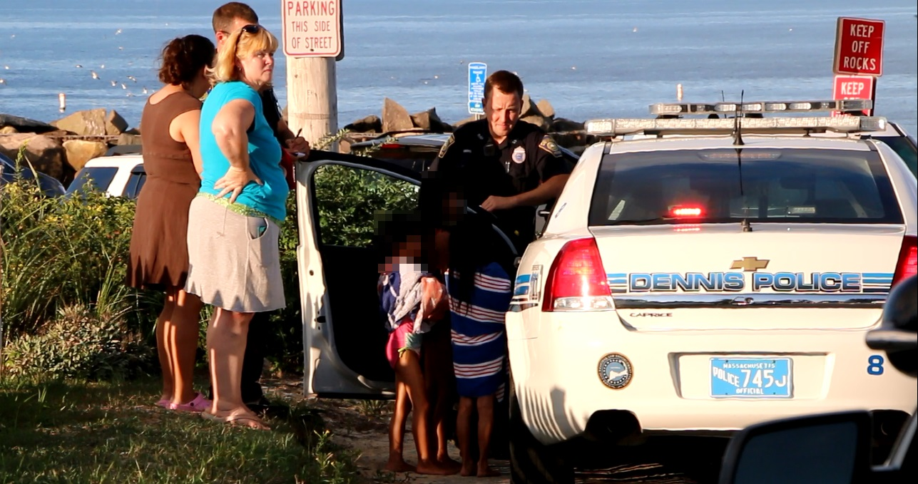 BEACH TRAGEDY:  Little boy found face down in water at Corporation Beach…