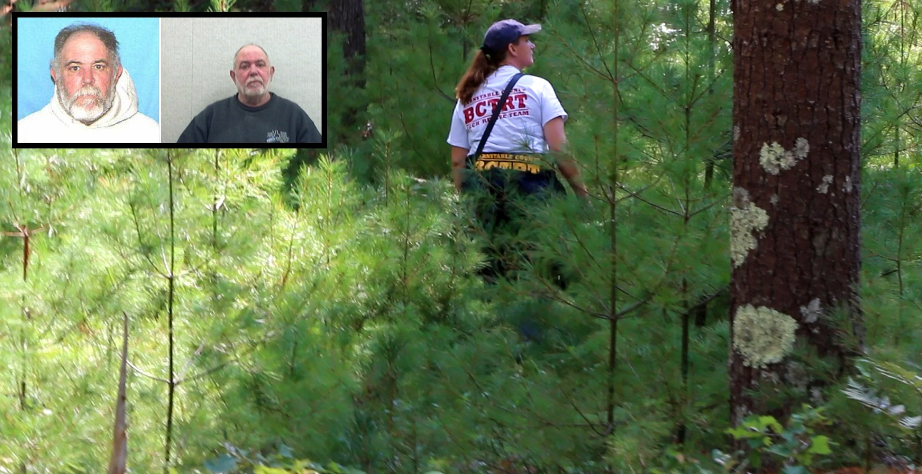 SUCCESSFUL SEARCH AND RESCUE: Man with Alzheimer's safe after spending night in the woods… [VIDEO]