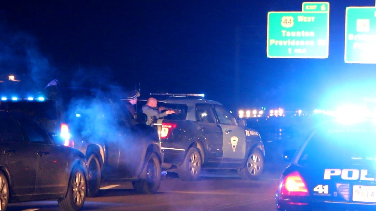 CHASE VIDEO: Cape police pursuit starts in Dennis, ends in Middleboro…