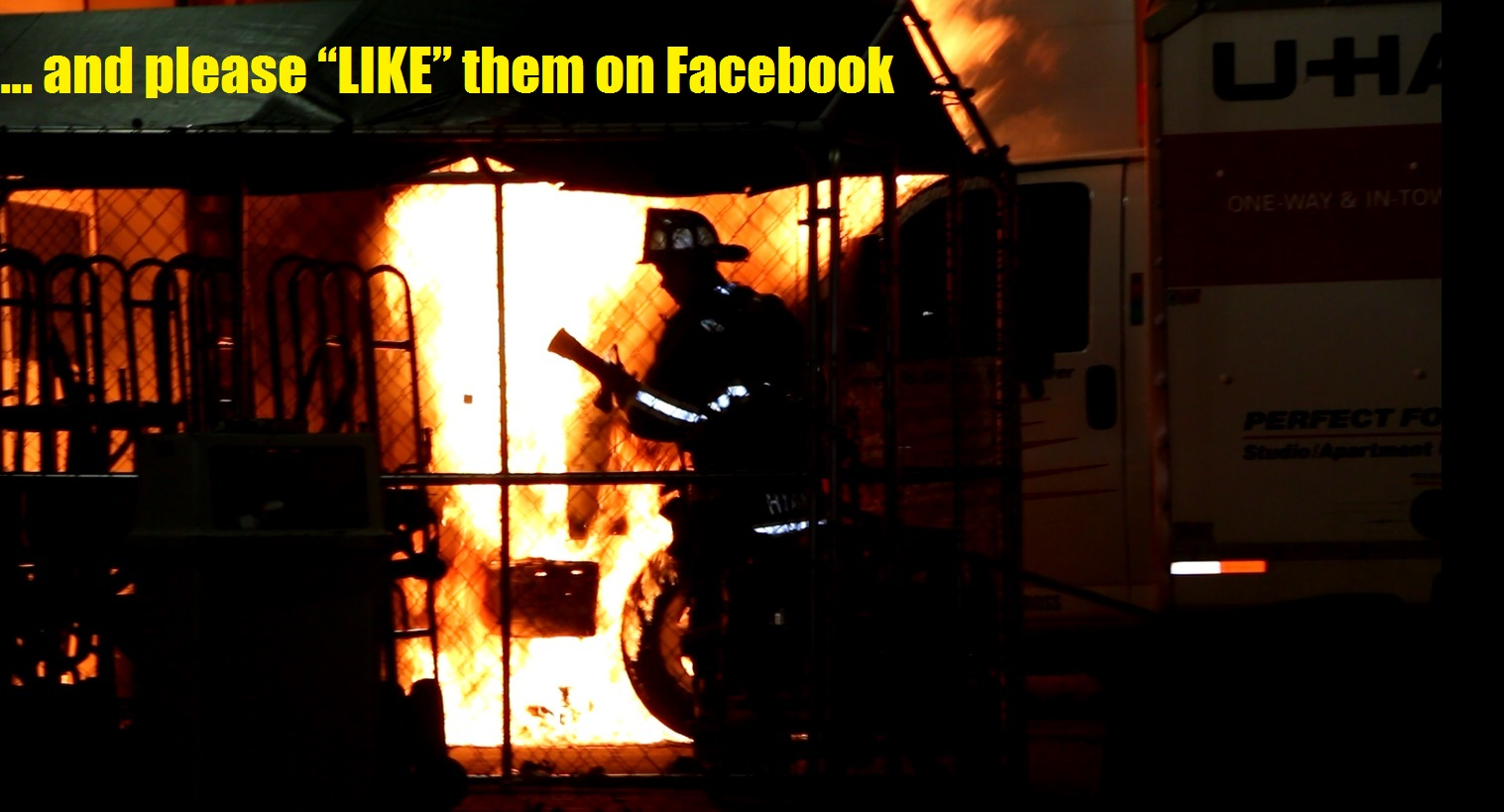 Hyannis Firefighters want you to take a look at this RIVETING VIDEO!