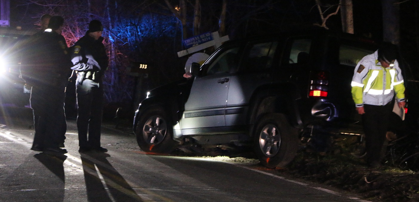 Woman found deceased in West Barnstable Crash… [VIDEO]