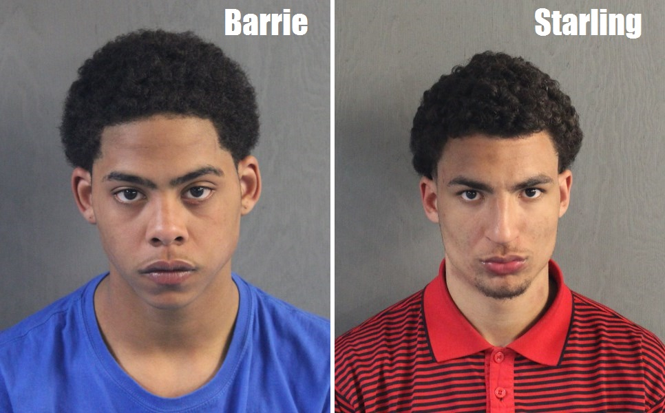 "REPORT: Youths overran home… mother called cops…  ""Nauti-Block"" gang references made in anger… 5 arrested…"