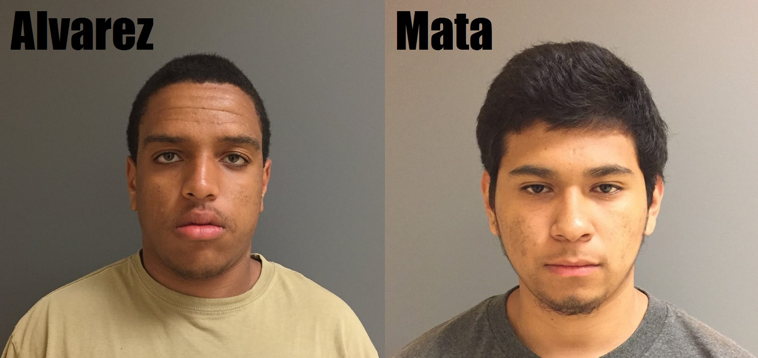 Hyannis men arrested for robbing Chatham store… allegedly while armed and masked…