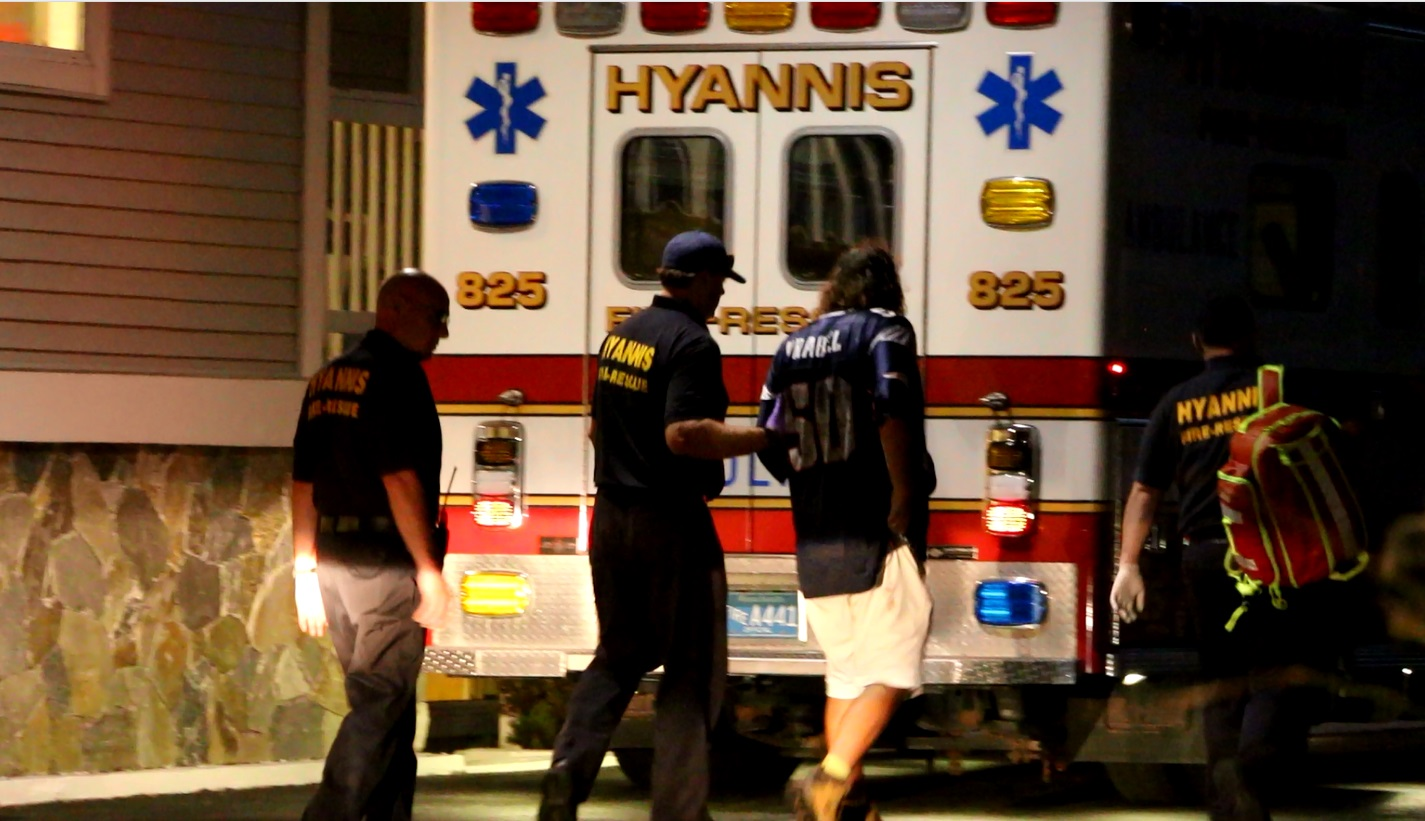 VIDEO: 45-year-old man struck multiple times in head with baseball bat… police looking for Hyannis woman…