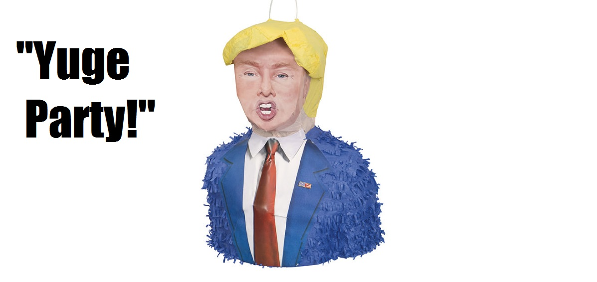 HYPORT BASH: Kennedy family takes whacks at Trump piñata?