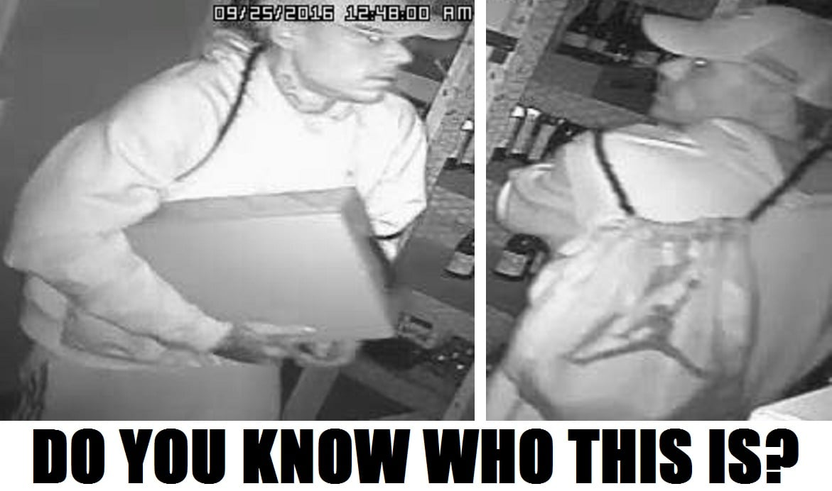 Mashpee Detectives ask public to help identify a thief…