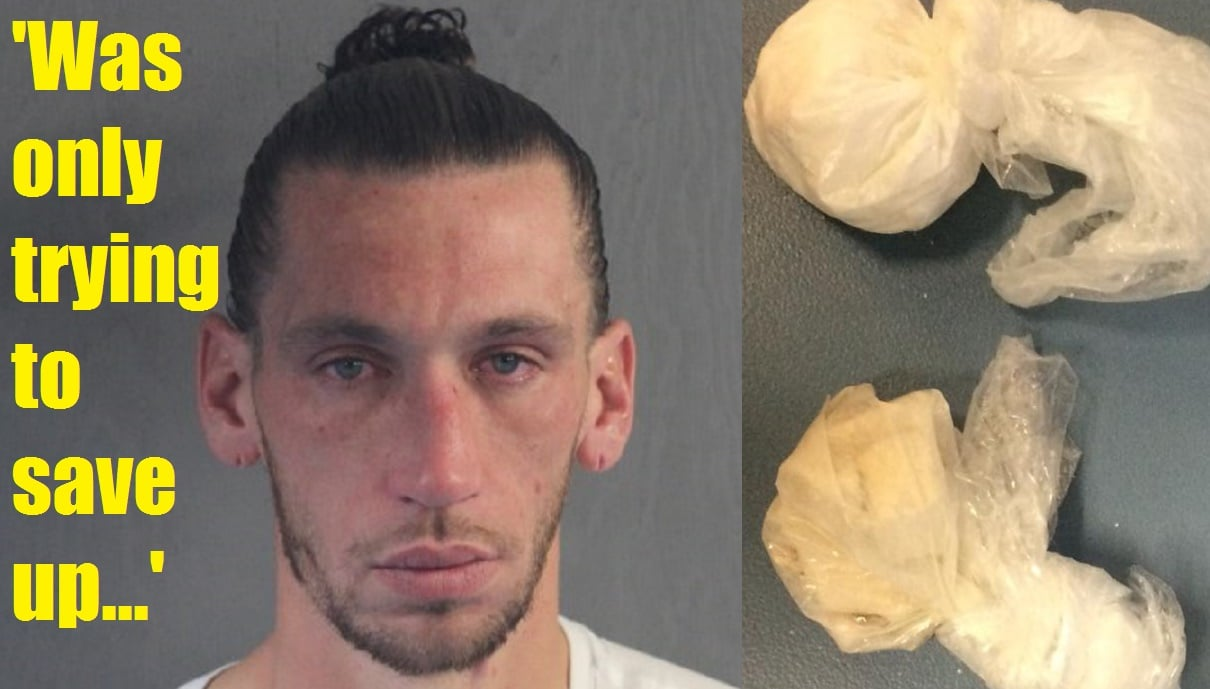 COPS: Brewster man had pocket full of drugs when Tazed in middle of Route 28…