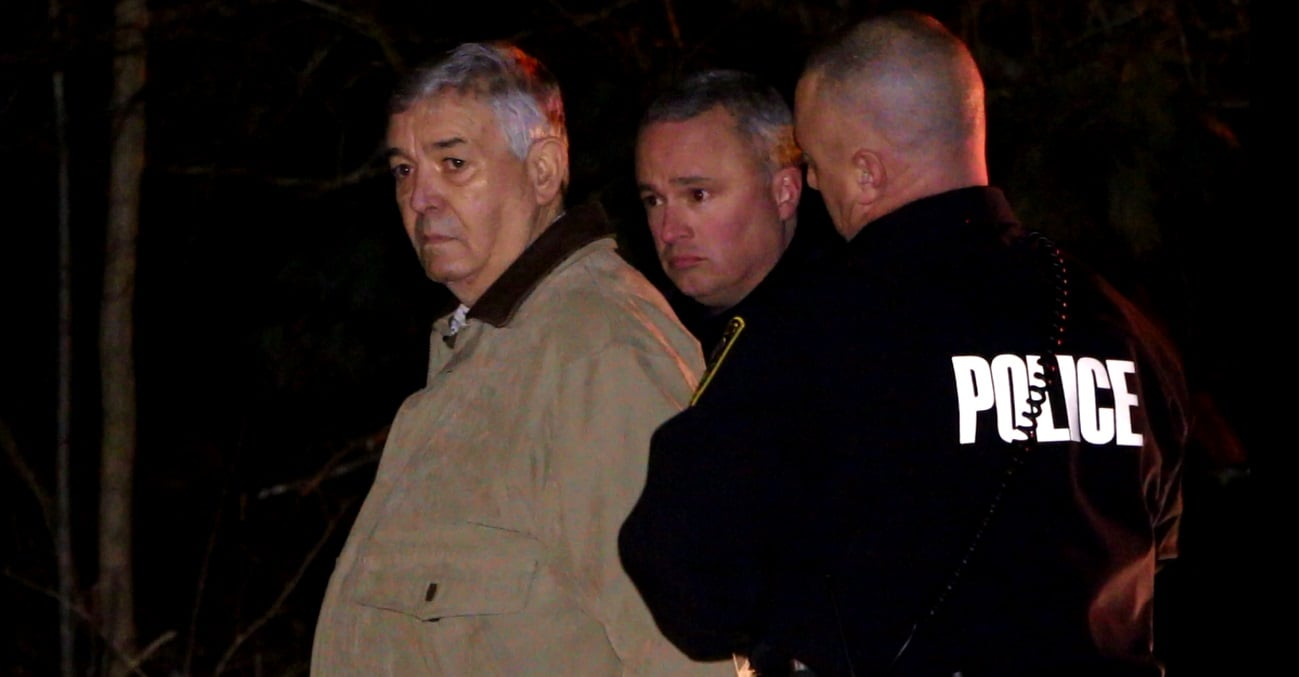 VIDEO: 74-year-old Yarmouth man arrested for drunk driving after two car crash caused rollover…