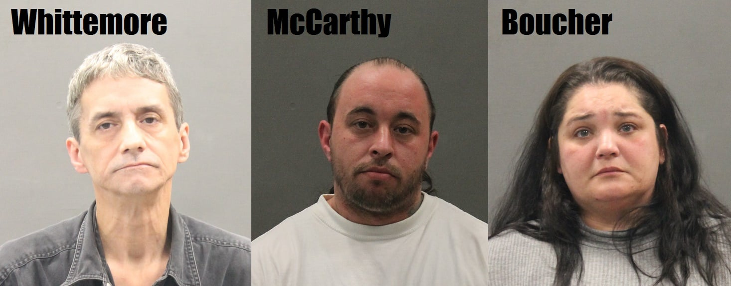 DETECTIVES BUST NEW BEDFORD/CAPE COD DRUG CONNECTION: 3 arrested for trafficking Fentanyl in Hyannis…