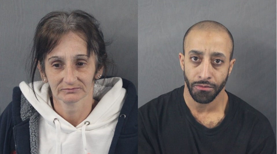 YPD: Pair gave false names… eventually arrested on numerous warrants…