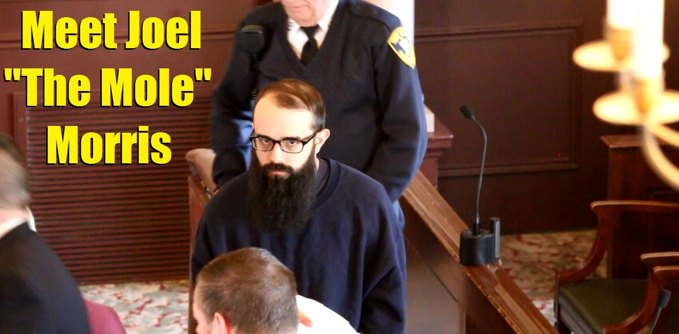 SHOCK VIDEO: Centerville child rapist gets 15 years in Walpole… videoed himself committing sex crimes with minor girls…