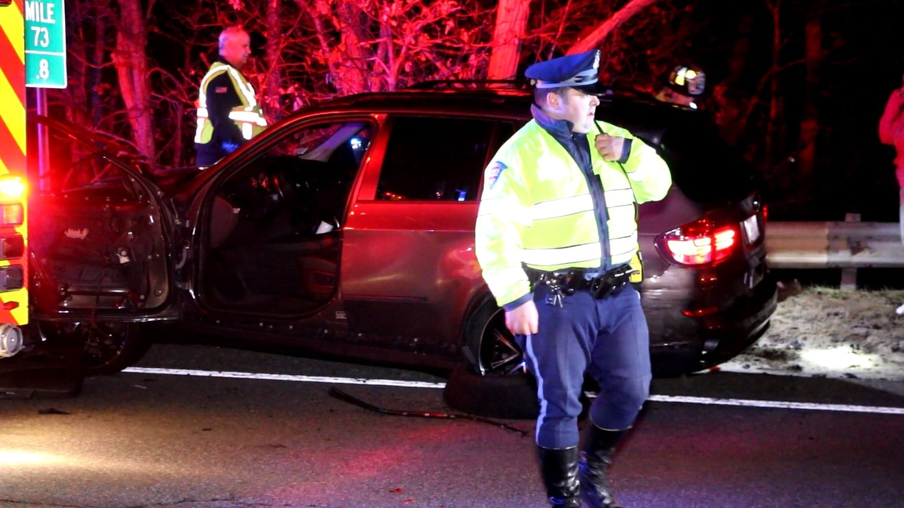 VIDEO: 45-year-old Dennisport woman killed on Mid-Cape Highway in Yarmouth…