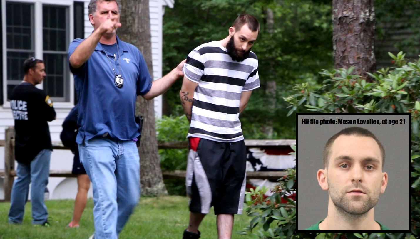 * UPDATED * HN VIDEO: Cotuit narc raid… 24-year-old man arrested after detectives allegedly find heroin…