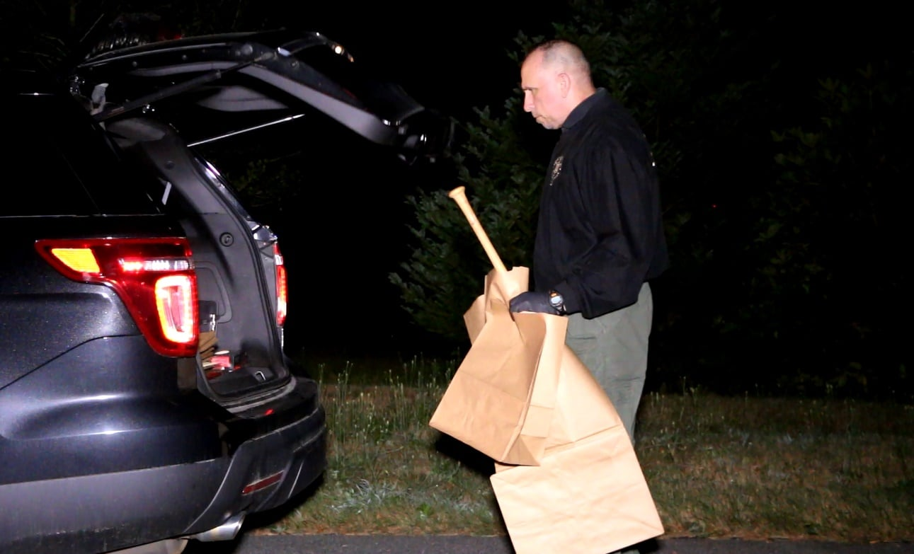 HN VIDEO: Cotuit baseball bat attack sends father and daughter to CCH… suspect also sent to CCH…