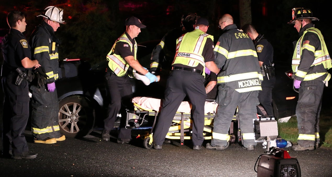 LIFE SAVED ON CAMERA: Overdose patient crashes car, found passed out with gun next to him… [HN VIDEO]