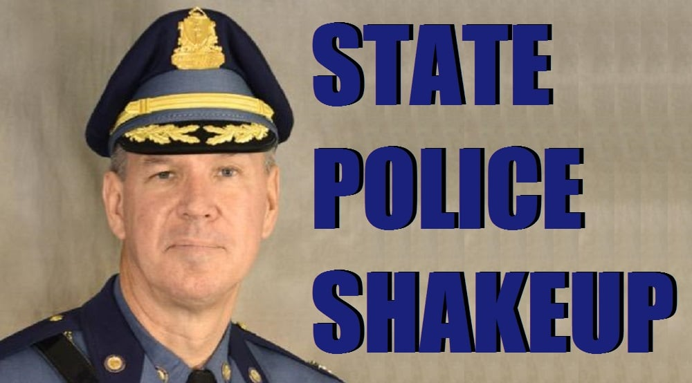 """SCANDAL: Mass. State Police Colonel """"retires"""" after two troopers challenge orders to change report…"""